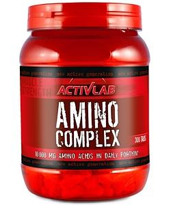 ActivLab Amino Complex (300 таблеток)