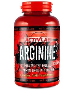 ActivLab Arginine 3 (128 капсул)