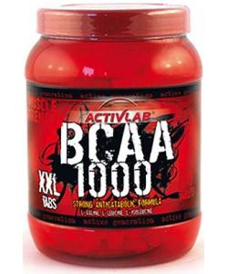 Activlab BCAA 1000 XXL Tabs (300 таблеток, 37 порций)