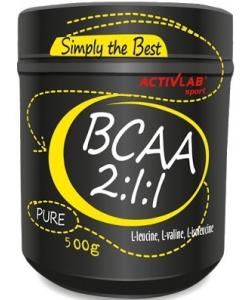ActivLab BCAA 2:1:1 (500 грамм, 50 порций)