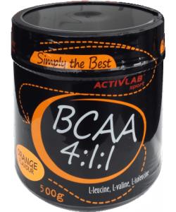 ActivLab BCAA 4:1:1 (500 грамм, 50 порций)