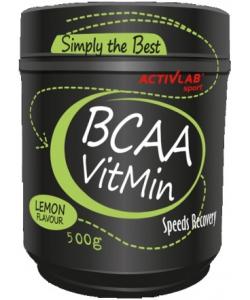 ActivLab BCAA VitMin (500 грамм, 100 порций)