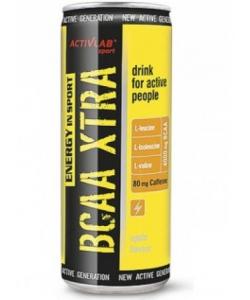 Activlab BCAA XTRA Energy in sport (250 мл, 1 порция)