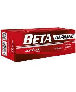 Activlab Beta Alanine (60 капсул, 15 порций)