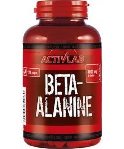 Activlab Beta-Alanine (128 капсул)