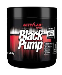Activlab Black Pump (250 грамм, 25 порций)