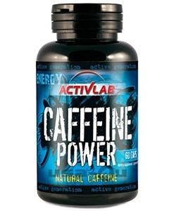 ActivLab Caffeine Power (60 капсул, 60 порций)