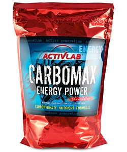 ActivLab Carbomax Energy Power (1000 грамм, 25 порций)