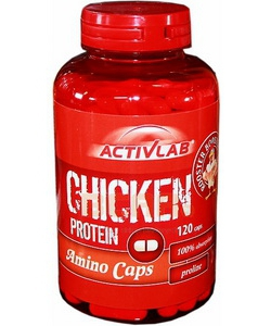 ActivLab Chicken protein amino caps (120 капсул)