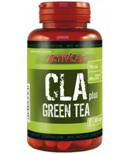 ActivLab CLA plus Green Tea (60 капсул)