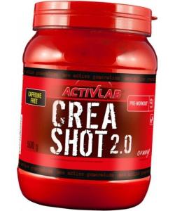 ActivLab Crea Shot 2.0 (500 грамм, 20 порций)