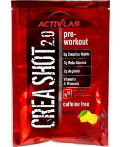 ActivLab Crea Shot 2.0 (25 грамм, 1 порция)