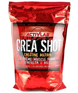 ActivLab Crea Shot (1000 грамм, 40 порций)
