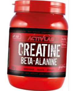ActivLab Creatine Beta-Alanine (300 грамм)
