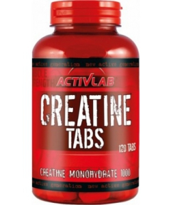 ActivLab Creatine Tabs (120 таблеток)