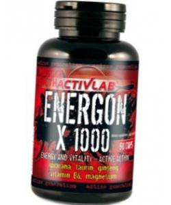 ActivLab Energon X 1000 (90 капсул, 45 порций)