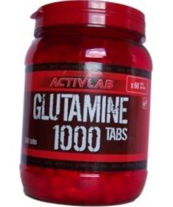 ActivLab Glutamine 1000 (240 таблеток)