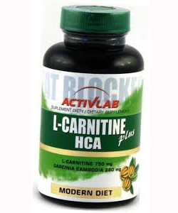 ActivLab L-Carnitine HCA Plus (50 капсул)