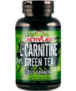 ActivLab L-Carnitine Plus Green Tea (60 капсул)