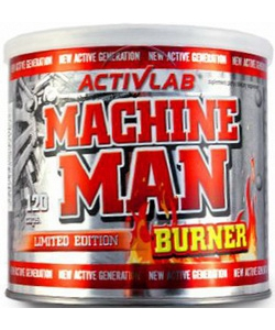 ActivLab Machine Man Burner (128 капсул)