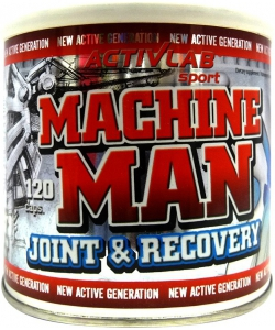 ActivLab Machine MAN joint & recovery (120 капсул)