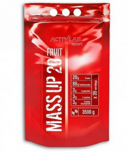 Activlab Mass Up 20 Fruit (3500 грамм)