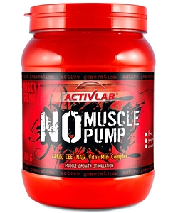 ActivLab NO Muscle Pump (750 грамм)