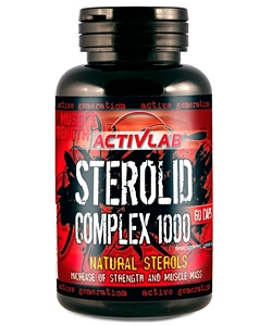 ActivLab Sterolid Complex 1000 (60 капсул)