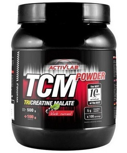 ActivLab TCM Powder TriCreatine Malate (600 грамм, 100 порций)