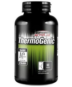 ActivLab Thermo Genic (60 капсул, 30 порций)