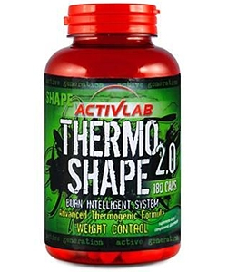 ActivLab Thermo Shape 2.0 (180 капсул)