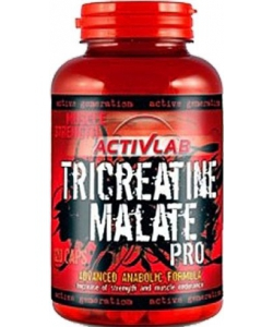 ActivLab Tricreatine Malate Pro (120 капсул)