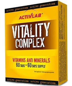 ActivLab Vitality Complex (60 таблеток)