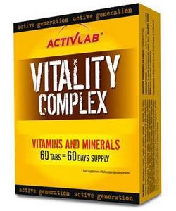 ActivLab Vitalyti Complex (60 таблеток)