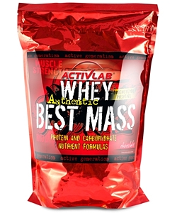 ActivLab Whey Best Mass (1000 грамм)