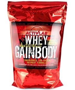 ActivLab Whey Gainbody (1000 грамм)
