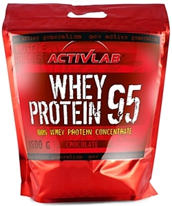 ActivLab Whey Protein 95 (1500 грамм)