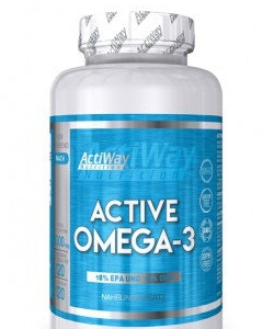 ActiWay Activ Omega-3 (120 капсул, 120 порций)