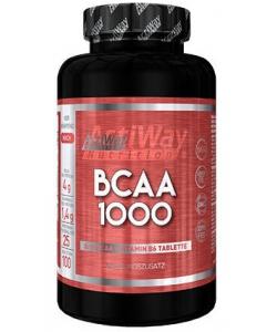 ACTIWAY BCAA (100 таблеток, 25 порций)