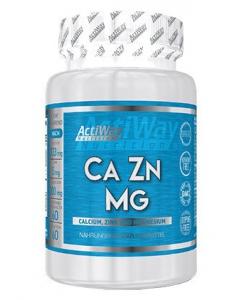 ACTIWAY - Ca+Zn+Mg (60 таблеток, 60 порций)