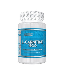 ACTIWAY - L-Carnitine 1500 (30 таблеток, 30 порций)