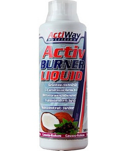 ActiWay Nutrition Active Burner Liquid (500 мл)