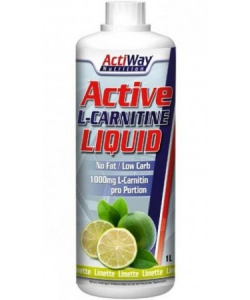 ActiWay Nutrition Active L-Carnitine Liquid (1000 мл)