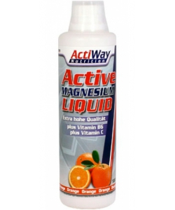 ActiWay Nutrition Active Magnesium Liquid (500 мл)