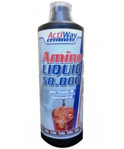 ActiWay Nutrition Amino Liquid 50.000 (1000 мл)
