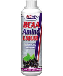 ActiWay Nutrition BCAA Amino Liquid (500 мл, 20 порций)