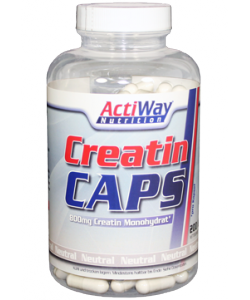ActiWay Nutrition Creatin Caps (200 капсул)
