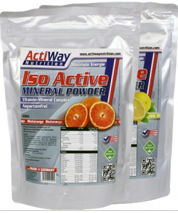 ActiWay Nutrition Iso Active Mineral Powder (600 грамм)