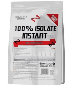 Alka-Tech 100% Isolate Instant (1800 грамм)
