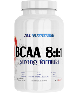 All Nutrition BCAA 8:1:1 Strong Formula (200 грамм, 20 порций)